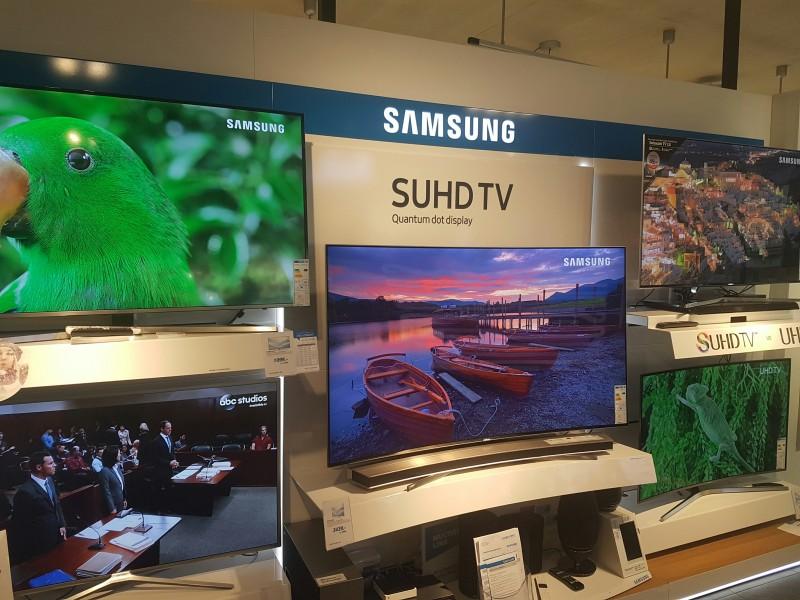 Bereich Samsung TV